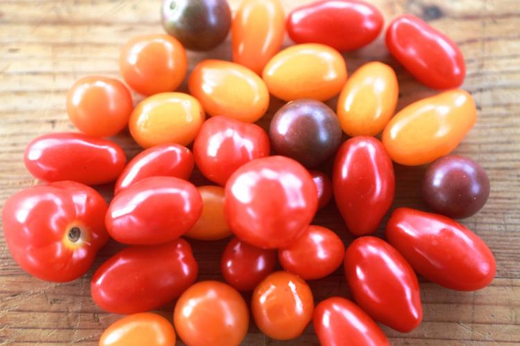 Jewel Tomatoes