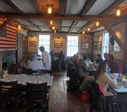 Purdy's Farmer & the Fish, North Salem Interior