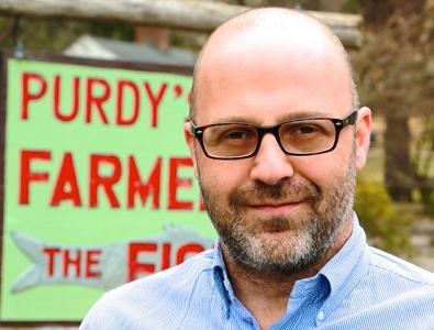 Michael Kaphan, Executive Chef Farmer & the Fish